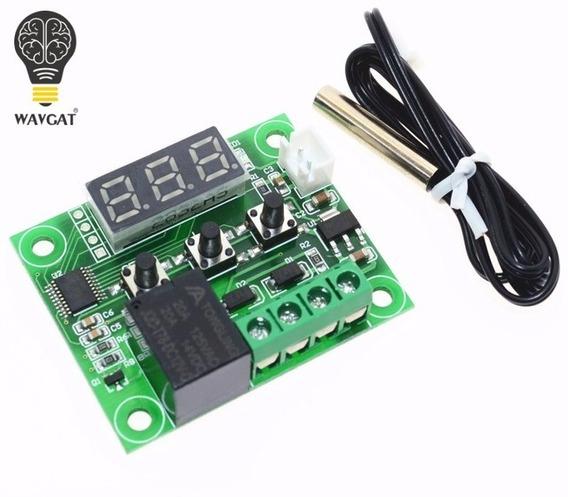 Termostato Digital 12v Chocadeira Aquário W1209