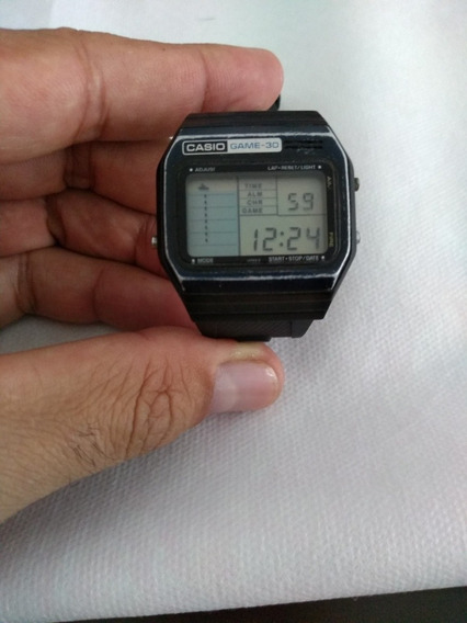 Casio Game 30 Bom Estado