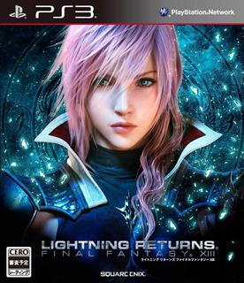 Lightning Returns Final Fantasy Xiii ~ Ps3 Digital Español