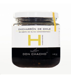 Chicharron De Chile Jalapeño Don Chacho