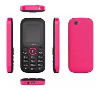 Celular Ipro I3100 Dual Tela1.8 Preto/rosa Rádio