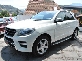 Mercedes Benz Ml 350 Blue Efficiency 2013 4 Matic Limited