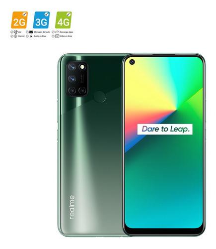 Celular Realme 7i 128gb + 4gb + 90hz