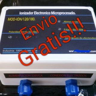 Promo Ionizador H60 + Tablero + Timer + Disyuntor + Termicas