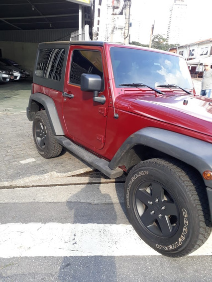 Jeep Wrangler 3.6 Sport Aut. 2p 2012
