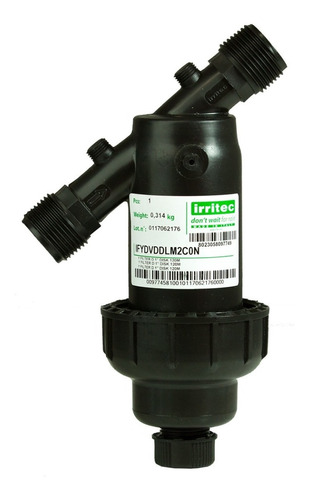 Filtro De Malla Polyester 120 Micrones Ydv Irritec Aquaflex