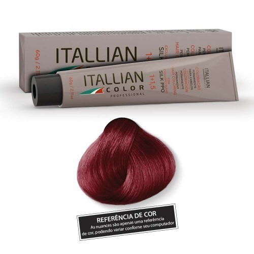 Coloração Itallian Color Corretor Vermelho Cv 60g