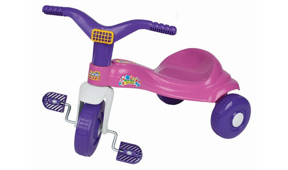 Motoca Infantil Menina Magic Toys