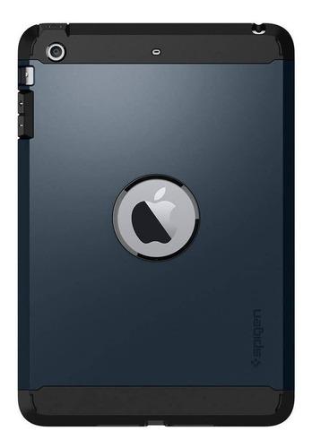 Imagen 1 de 6 de Funda Spigen Tough Armor iPad Mini 3/2 Color Metalico