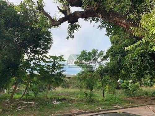 Imagem 1 de 3 de Excelente Terreno À Venda, 1738 M² Por R$ 780.000 - Parque Dez De Novembro - Manaus/am - Te0820