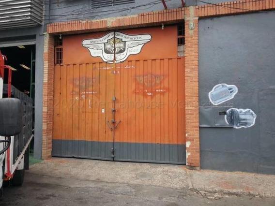Galpon En Alquiler Centro Union Barquisimeto 20-24242 J&m