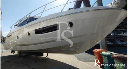 Lancha Sessa 36 Ñ Phantom Bayliner Evolve Nx Solara