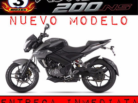 Moto Rouser 200 Ns Nacked Sport 0 Km Black Friday