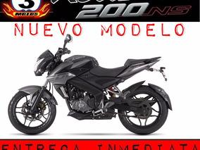 Moto Rouser 200 Ns Nacked Sport 0 Km Promos Consultar