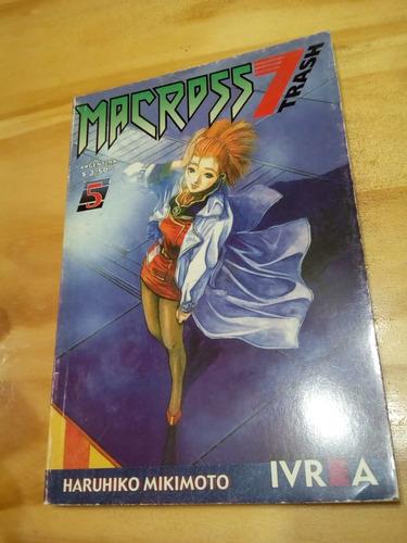 Macross 7 Trash #5 - Mikimoto - Ivrea 2001 - U