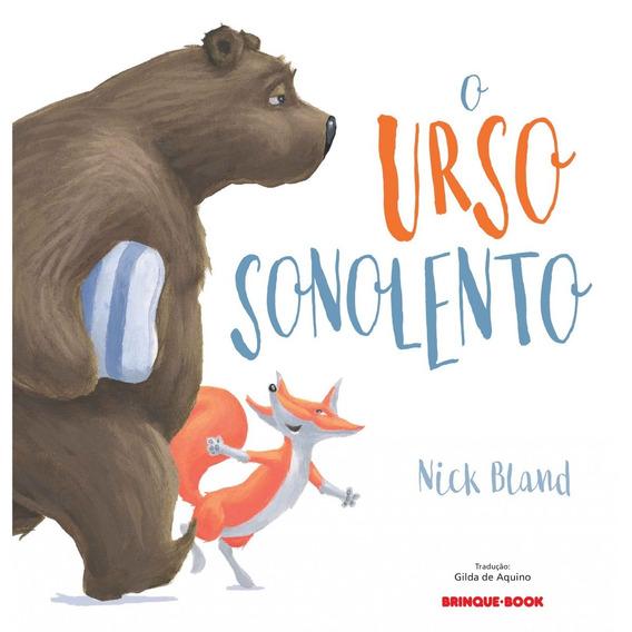 O Urso Sonolento Nick Bland Editora Brinque Book