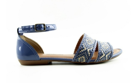 Sandalia Dakota Rasteira Z2483 - Lojas Pires
