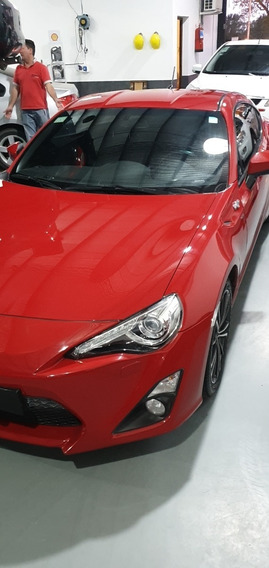 Toyota 86 Gt At 2013