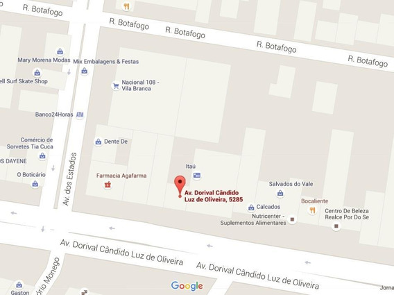 Sala Comercial Para Locação, Vila Branca, Gravataí. - Sa0138