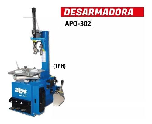 Desarmadora Semi-automatica De Neumaticos Apo-302