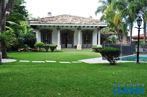 Imagem 1 de 15 de Sobrado - Alto De Pinheiros  - Sp - 507931