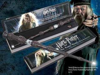 Harry Potter Varita De Saúco La Contera Iluminar