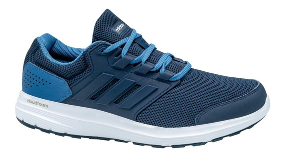 adidas Tenis Original Galaxy 4 Cloudfoam Correr Gym 6792301