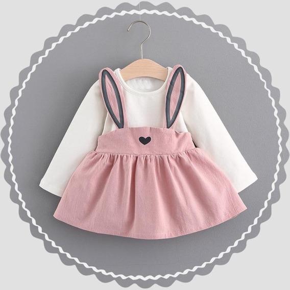 Roupas De Bebe Menina Vestido Blogueira Instagram