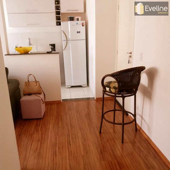 Suzano - Cidade Edson - Apartamento A Venda - 2 Dms - 1 Vaga - V1049