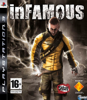 Infamous Digital Ps3