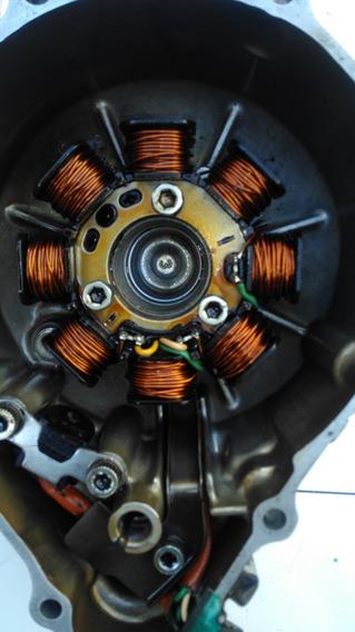 Estator Honda Cg 150 2006 Com Partida Original Otimo Estado