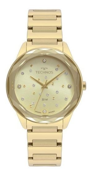 Relogio Technos 2036mkh/4x - Dourado