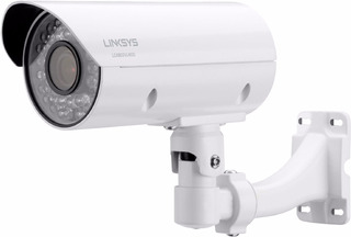 Camara Vigilancia Linksys Exterior 1080p 3mp Vision Nocturna