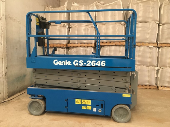 Plataforma Genie Gs-2646