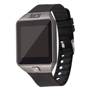 Relógio Bluetooth Smartwatch Dz09 Gear Chip iPhone Android
