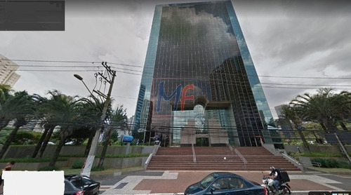 Imagem 1 de 1 de Ref- 10.195 Excelente  Loja Comercial Térrea Com 489 M² , Locada Anteriormente Para  Agencia Bancária , Há Duas Quadras Da Berrini . - 10195