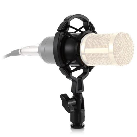 Titular Suporte Monte Choque De Microfone Plástico , Para Gr