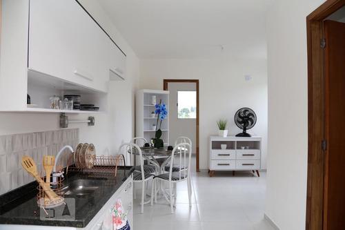 Apartamento Para Aluguel - Vila Santa Luzia, 1 Quarto,  32 - 893273062
