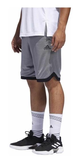 Short adidas (talla M) 100% Original Basquetbol Mesh Du1732
