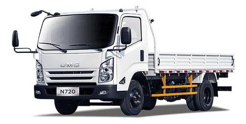 Jmc N720 3360, Cabina Simple Wide