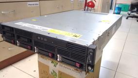 Servidor Hp Proliant Dl 80 G6 Xeon E5606 12gb Memória, Veja