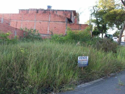 Terreno Misto (comercia/residencial) Bom Viver - Itu/sp - Te0257