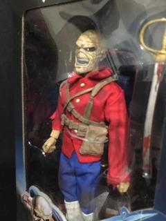 Iron Maiden The Trooper Figura Importada Nuevo