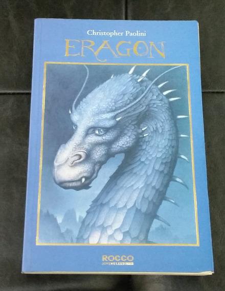 Livro Eragon - Christopher Paolini