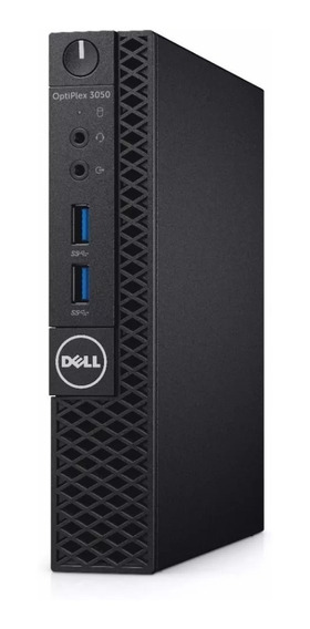 Cpu Dell Optiplex 3050 Micro Core I3 7ger 4gb 500gb - Novo