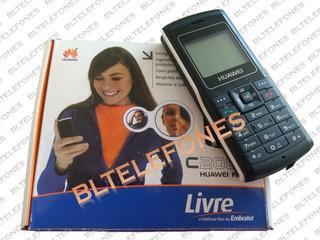 Claro Fixo Huawei C208 Novo P/linhas S/chip