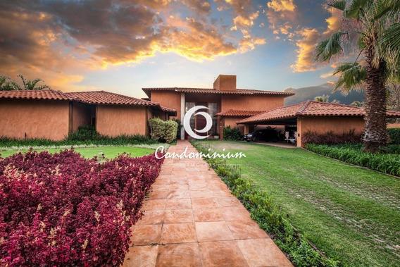 Casa Em Condomínio À Venda, 7 Quarto(s), Mirassol/sp - 731