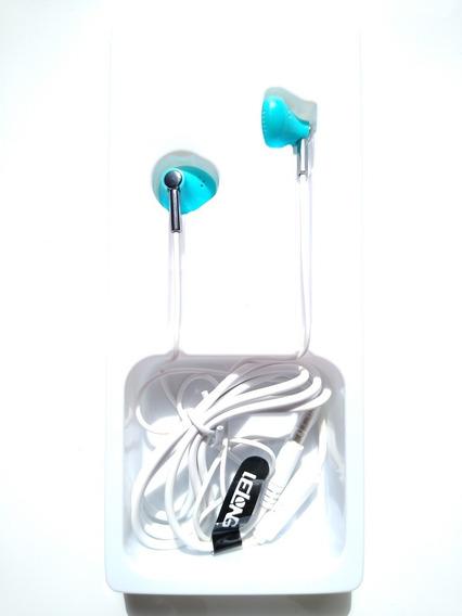 Kit 10 Fone De Ouvido Com Fio Microfone P2 Qualidade Atacado