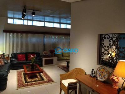 Sobrado Com 4 Dormitórios À Venda, 350 M² Por R$ 1.790.000 - Mooca - São Paulo/sp - So0232