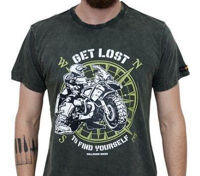 Camiseta Kallegari Get Lost